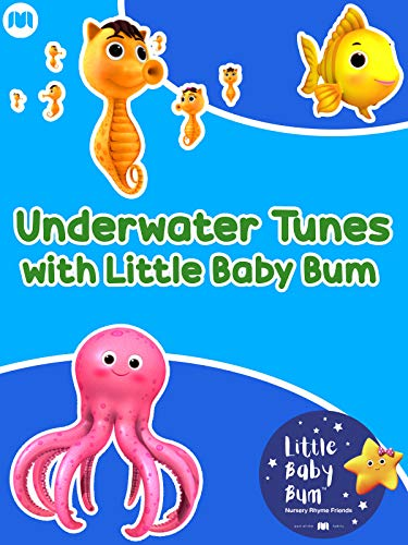 Baby Themed Movies (Underwater Tunes with Little Baby)