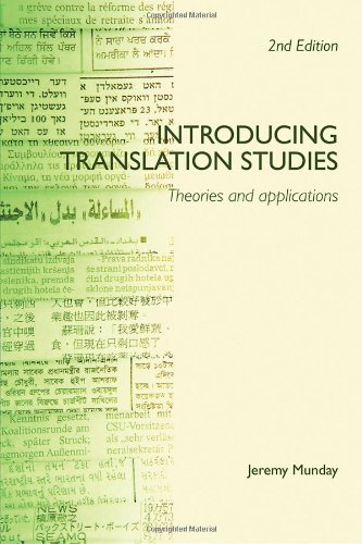 """Introducing Translation Studies - Theories and Applications"" av Jeremy Munday"