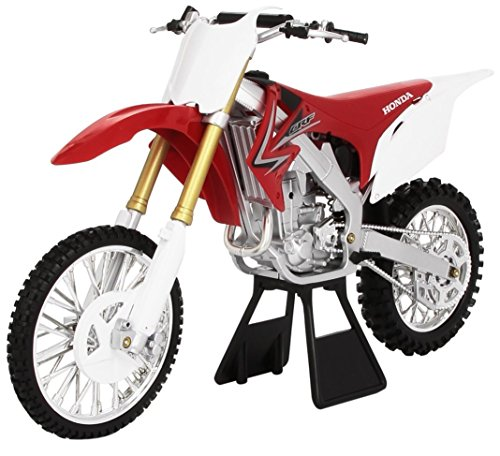 Orange Cycle Parts 1:6 Scale Red Racer Replica TOY Honda CRF450 by NewRay 49383 from Orange Cycle Parts