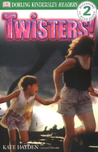 DK Readers: Twisters! (Level 2: Beginning to Read Alone)