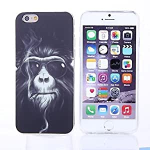 Elegant Design Pattern TPU Cover for iPhone 6 Protective Smartphone Shell