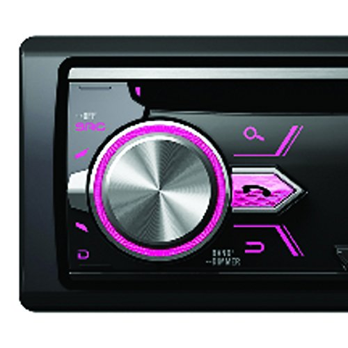 PIONEER DEH-X4900BT Vehicle CD Digital Music Player Receivers Black