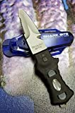 SharkBite Titanium BCD Dive Knife