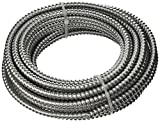 Southwire 68580022 50-Foot 12-Gauge 2-Conductor Type MC Conduit, Aluminum