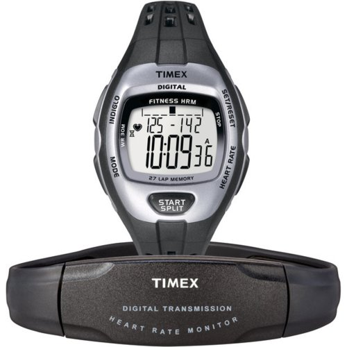 (Timex T5H881 Zone Trainer Digital Heart Rate Monitor)