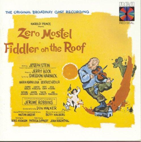 Fiddler on the Roof (Original ...