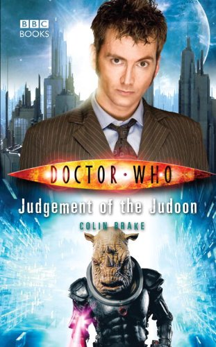 book cover of Judgement Of The Judoon