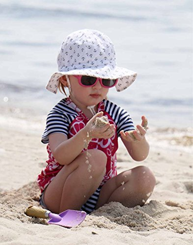 6c24e5b43d0 Twinklebelle Baby Toddler Kids Breathable Sun Hat 50 UPF