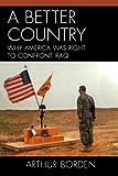 Better Country, Arthur Borden, 0761841067