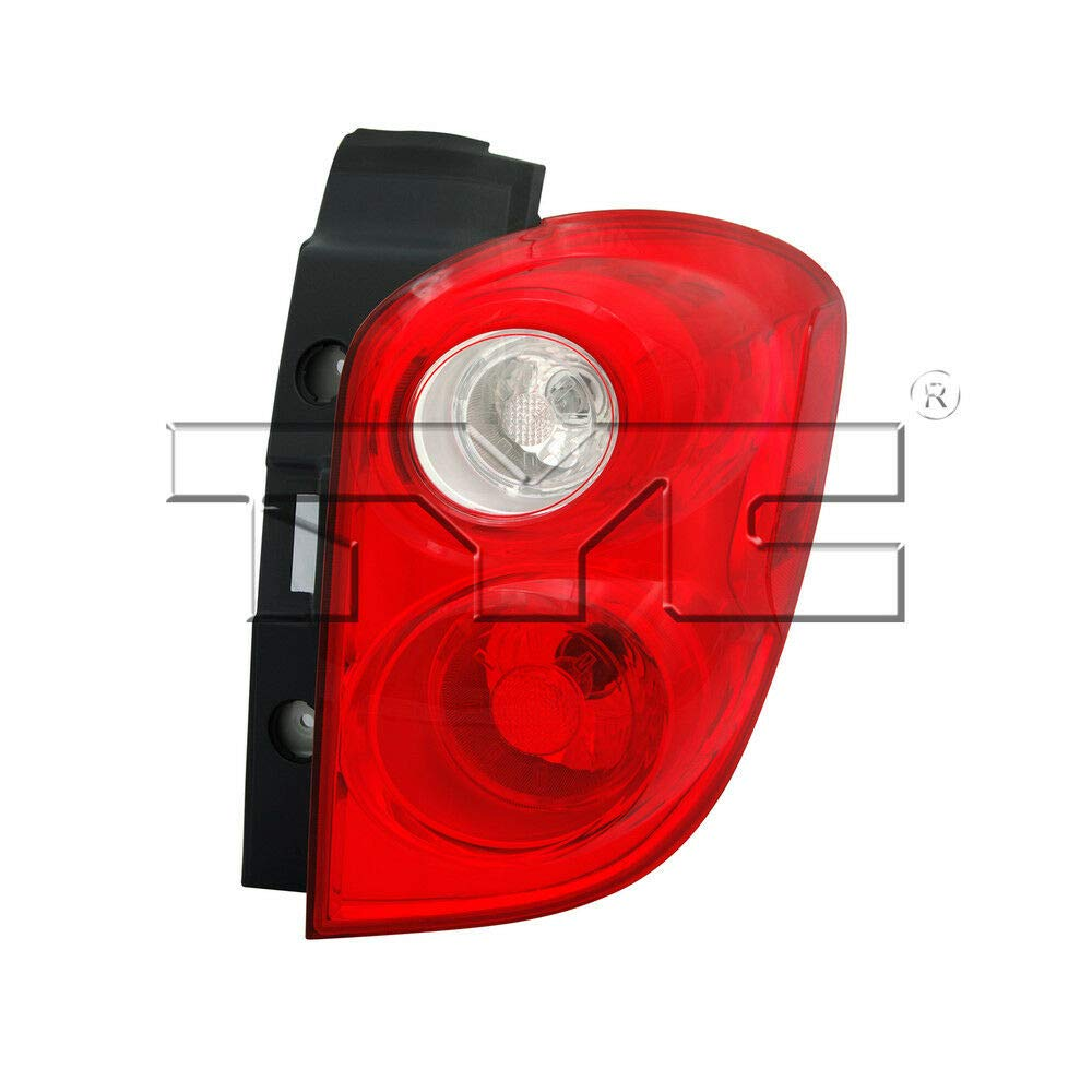 TYC 11-6343-00-9 Chevrolet Equinox Right Replacement Tail Light Assembly