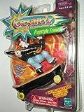 Boardz Freestyle Frenzy Hand Held Electronic Skate Board Game by Tiger Electronics by Tiger Electronics