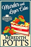 #8: Murder and Layer Cake (Mysteries of Treasure Cove Book 1)