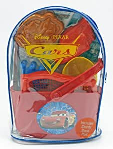 What Kids Want Cars Licensed Sand Backpack