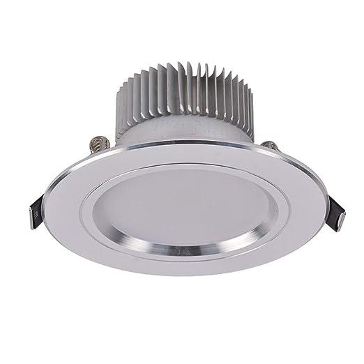 Skingk Foco empotrable de apertura LED Foco empotrable en el techo ...