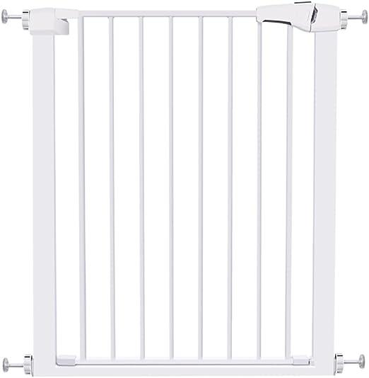 YHDD Puerta de Seguridad para bebés Puerta de Aislamiento niños balcón Puerta Protectora para Perros escaleras protección protección Puerta Fija (Tamaño : 105-112cm): Amazon.es: Hogar