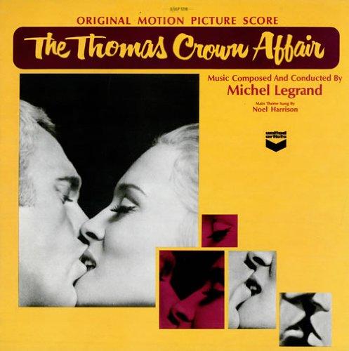 the thomas crown affair LP