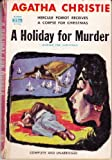 A Holiday for Murder, Agatha Christie, 0553241443