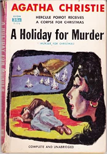 Holiday For Murder A Agatha Christie 9780553241440 Amazon Books