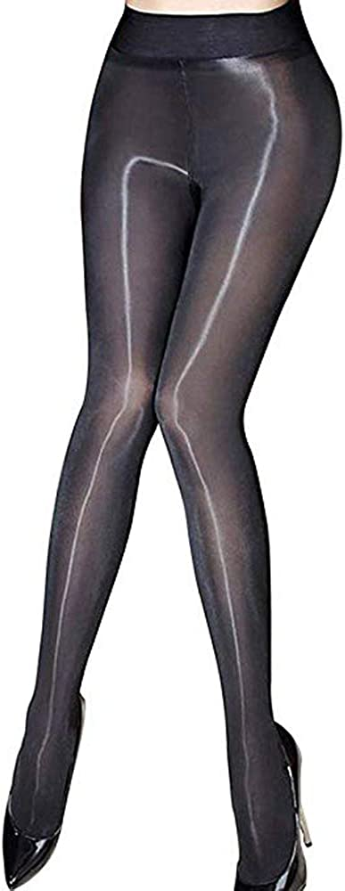 Women's Sheer Tights Sexy Pantyhose Black Stockings for Women