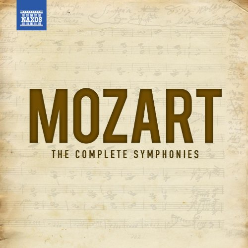 Mozart, W.A.: Complete Symphonies