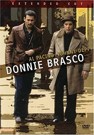 Amazon Com Donnie Brasco Extended Cut Anne Heche Bruno Kirby
