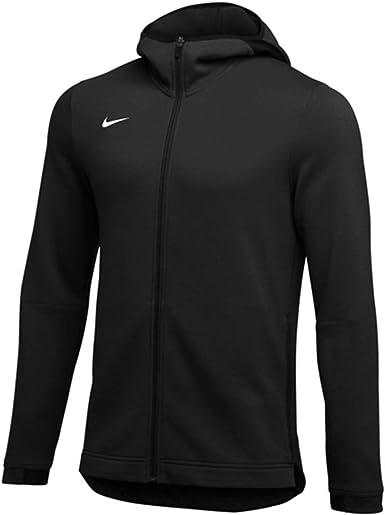 Nike Mens Full-Zip Basketball Hoodie