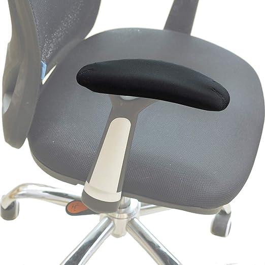 Amazon.com: BlueCosto neopreno suave silla de oficina brazo ...