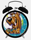 New Scooby Doo Alarm Desk Clock 3.75'' Room Decor X51 Will Be a Nice Gift