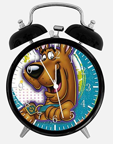 (New Scooby Doo Alarm Desk Clock 3.75