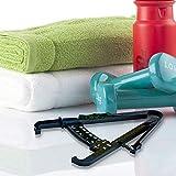 Care Touch Skinfold Body Fat Caliper Set, Measure