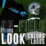 Franklin Sports Carolina Panthers Kids Football