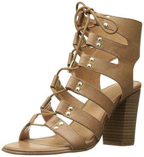 madden Sandal girl Cognac Paris Nyles Gladiator Women's aaOwq8U