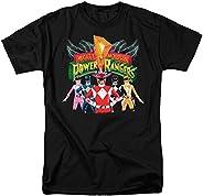 Power Rangers Unite T Shirt & Stic