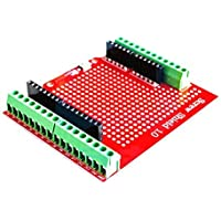 ICQUANZX Proto Tornillo Shield montado Terminal Terminal Prototipo