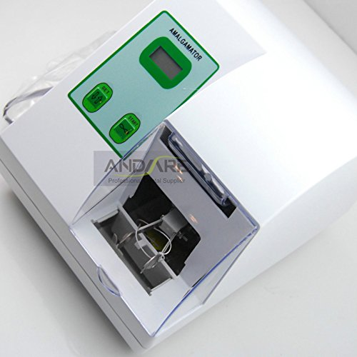 New On Sale G5 Digital Amalgamator Amalgam Mixer Capsule Dental Lab Equipment DHL by Smedent