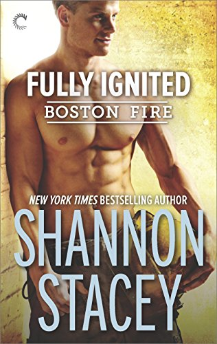 Fully Ignited (Boston Fire Book 3) cover