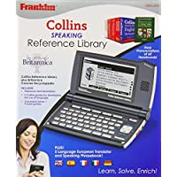 Franklin DMQ-2100 Collins Speaking Reference Library