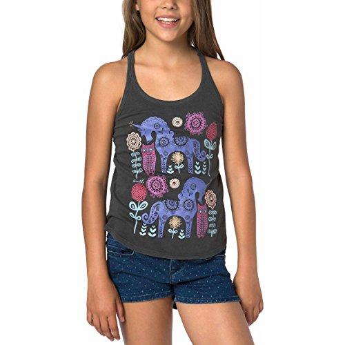 ビクター乳白オペレーターO ' Neill Girls Giddyタンクシャツ