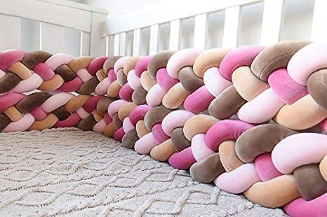 berceau pour b/éb/é berceau berceau berceau 4 voiles /équipement de lit tour de lit pour lit de b/éb/é RAILONCH Tour de lit 220 cm//360 cm Tour de lit pour b/éb/é