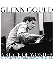 Glenn Gould - A State Of Wonder - The Complete Goldberg Variations 1955 & 1981