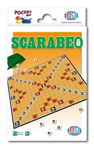 Grandi Giochi Scarabeo Pocket 2161