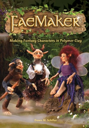 Figurine Character (FaeMaker: Making Fantasy Characters in Polymer Clay)