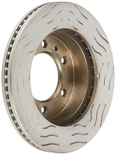 ACDelco 18A1776SD Specialty Performance Rear Disc Brake Rotor Assembly for Severe Duty