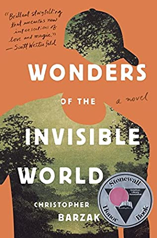 book cover of Wonders of the Invisible World