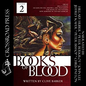 The Books of Blood, Volume 2 Audiobook