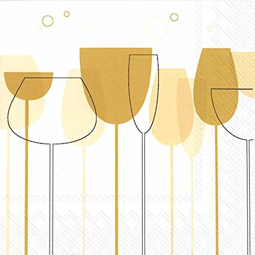 ideal-home-range-c548009-cocktail-paper-napkins-cheers-gold-20-count