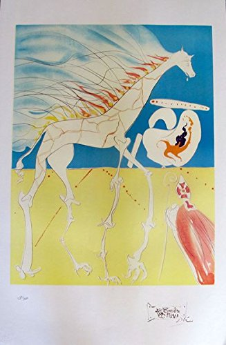 Amazon.com: Wall Art by Salvador Dali Conquest Of The Cosmos ...