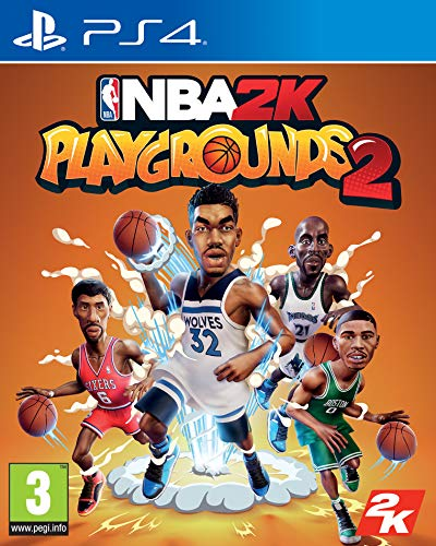 NBA 2K Playgrounds 2 (PS4) -  2K Games