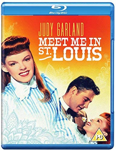Meet Me in St. Louis [Blu-ray] [1944] [Region Free] [UK Import] (Meet Me In St Louis On Tv)