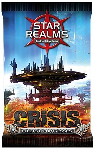 Star Realms Expansion: Crisis - Fleets & Fortresses